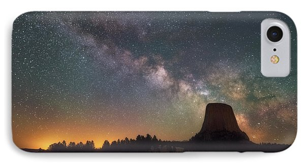 IPhone Case featuring the photograph Devils Night Watch by Darren White