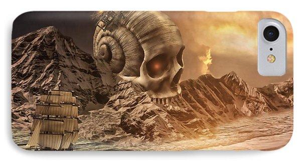 Devils Sandbox IPhone Case
