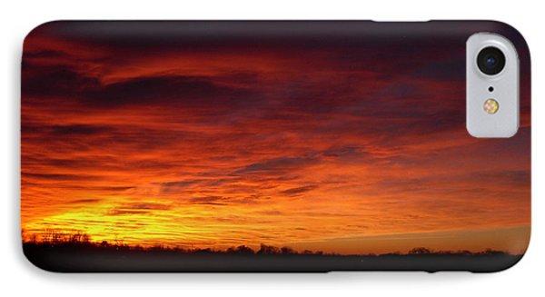 Devils Sky IPhone Case