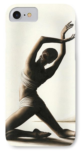 Devotion To Dance IPhone Case