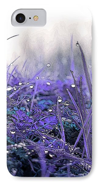 Dew Drops Magic Two Phone Case by Robert Ball