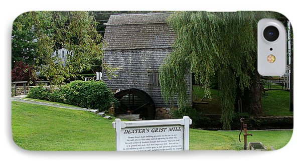 Dexter's Grist Mill IPhone Case by Rod Jellison