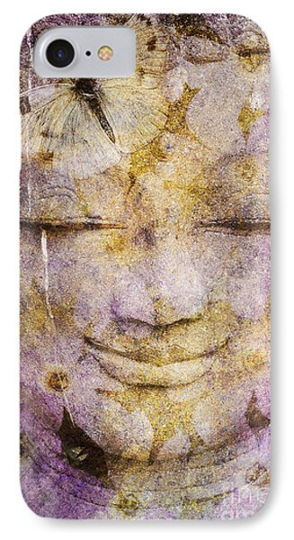 IPhone Case featuring the photograph Dharma by Marianne Jensen