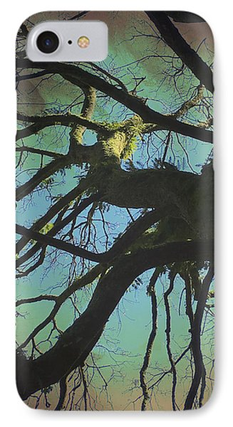 IPhone Case featuring the photograph Dialogue  by Connie Handscomb