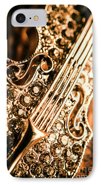 Diamond Ensemble IPhone Case