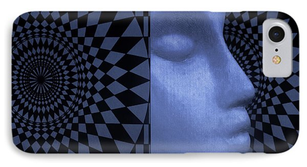 IPhone Case featuring the photograph Diamond Shadow 1 by Jeff  Gettis