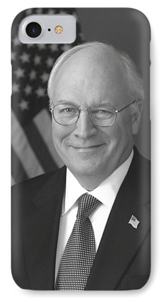 Dick Cheney IPhone 7 Case by War Is Hell Store