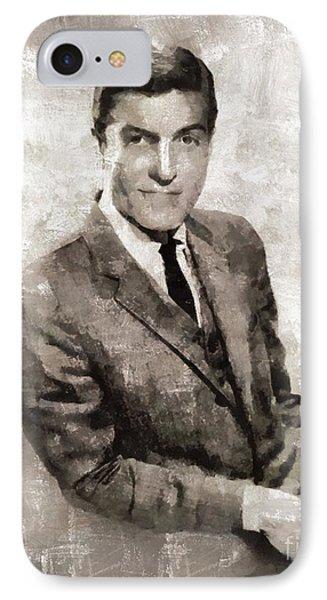 Dick Van Dyke, Actor IPhone Case by Mary Bassett
