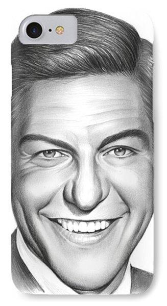 Dick Van Dyke IPhone Case by Greg Joens