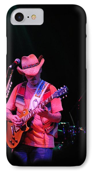 Dickie Betts IPhone Case by Mike Martin