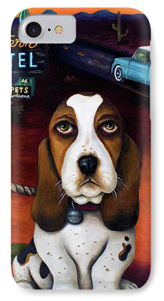 Did You Forget Something Phone Case by Leah Saulnier The Painting Maniac