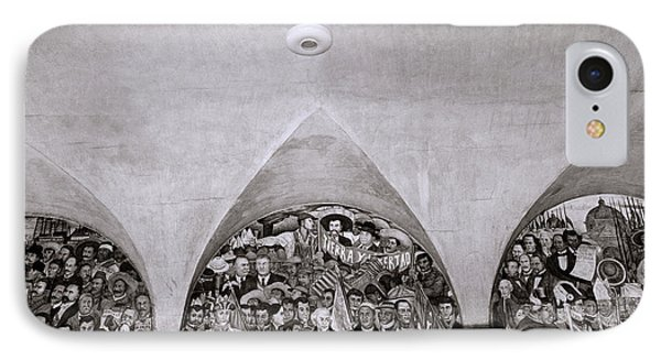 Diego Rivera Phone Case by Shaun Higson
