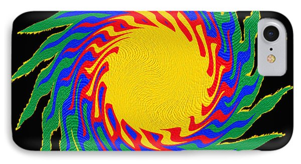 Digital Art 9 IPhone Case by Suhas Tavkar