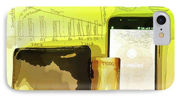 Digitalization IPhone Case by Kiran Joshi