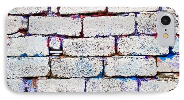 Dilapidated Brick Wall IPhone Case by Tom Gowanlock