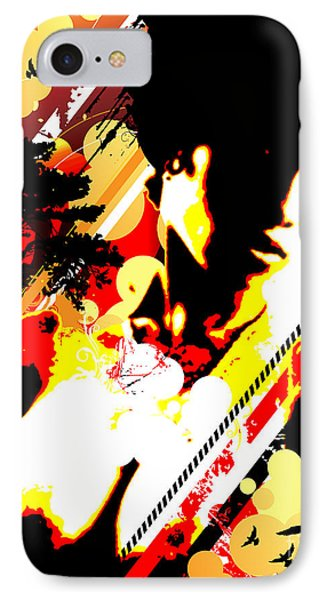 Dim Sunrise IPhone Case by Chris Andruskiewicz