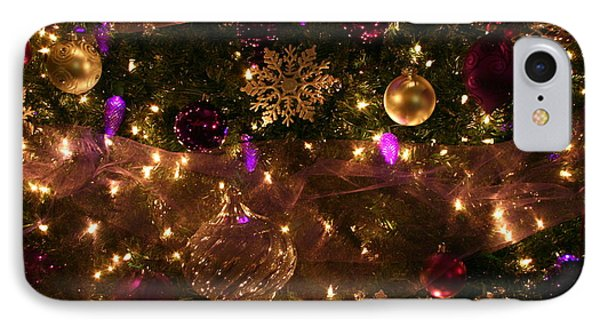 Dim The Lights IPhone Case by Marie Neder
