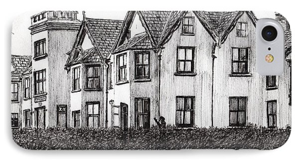 Dimbola Lodge IPhone Case by Vincent Alexander Booth