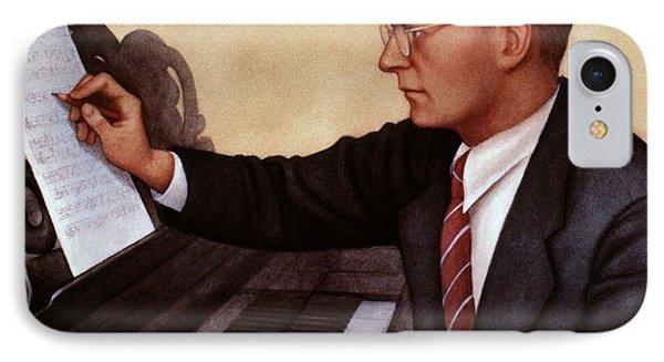 Dimitri Shostakovich IPhone Case