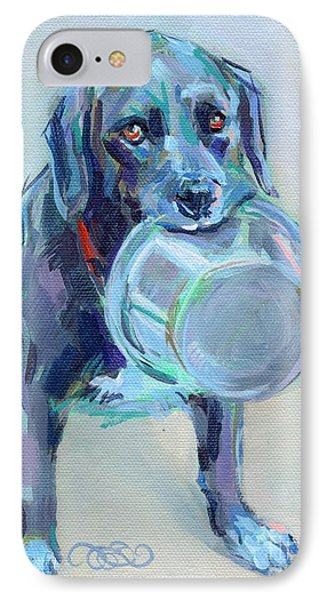 Dinnertime Dutchess IPhone Case by Kimberly Santini