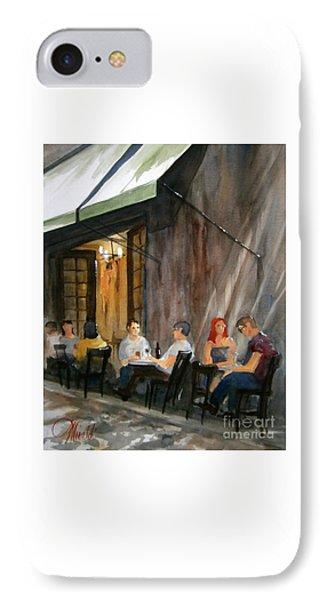 Dinning L'fresco IPhone Case