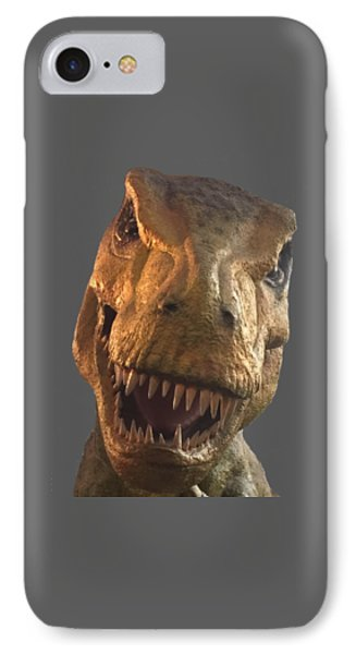 Dino Hello IPhone Case