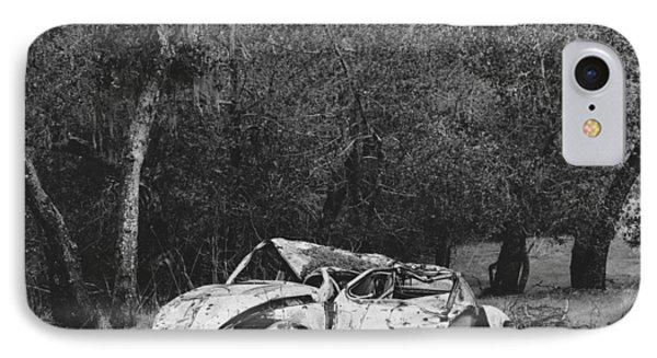 Dinosaur Graveyard IPhone Case