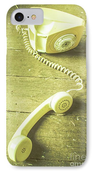 Disconnected IPhone 7 Case by Jorgo Photography - Wall Art Gallery