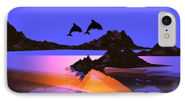 Discovery IPhone Case by Robert Orinski