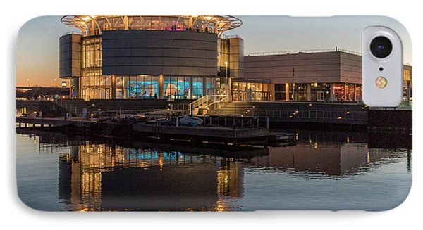 Discovery World IPhone Case by Randy Scherkenbach
