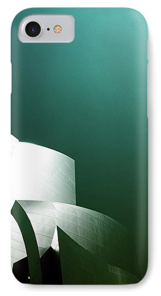 Disney Concert Hall 3- Photograph By Linda Woods IPhone Case