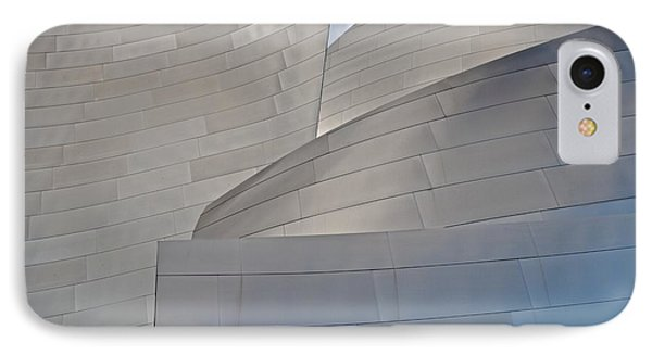 IPhone Case featuring the photograph Disney Concert Hall by Kim Wilson