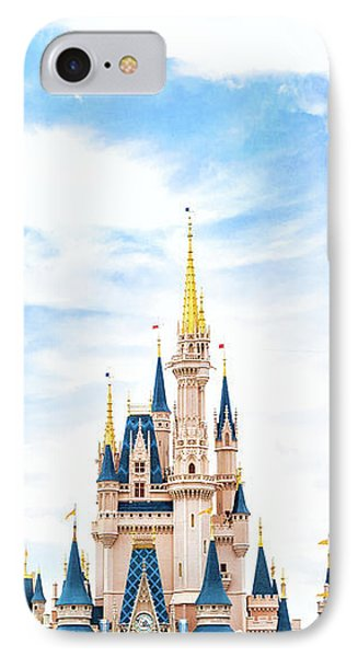 Disneyland IPhone 7 Case by Happy Home Artistry