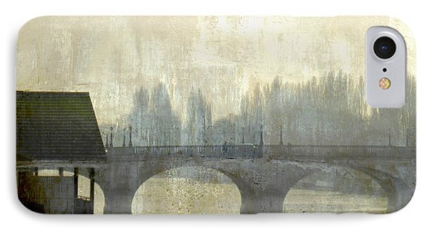 IPhone Case featuring the photograph Dissolving Mist by LemonArt Photography