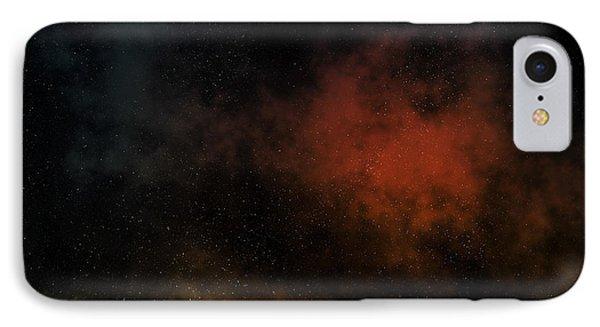 Distant Nebula Phone Case by Michal Boubin