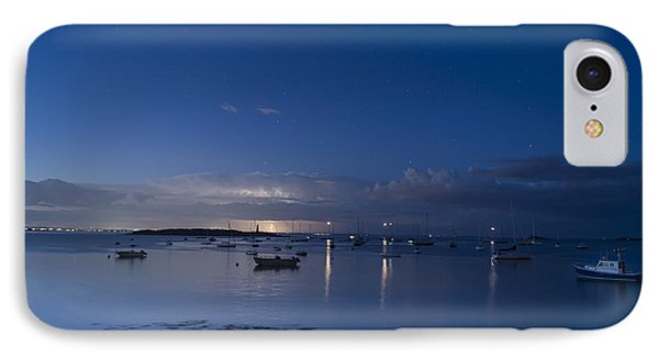 Distant Storm IPhone Case by Patrick Fennell