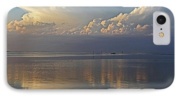 Distant Thunder IPhone Case by HH Photography of Florida