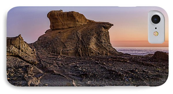 Distinctive Rock Aliso Beach IPhone Case by Kelley King