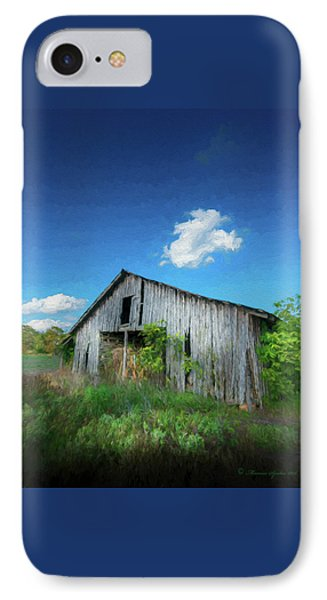 Distress Barn IPhone Case by Marvin Spates