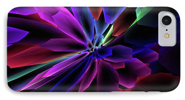 IPhone Case featuring the digital art Divine Intervention by Margie Chapman
