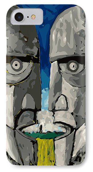 Division Bell IPhone Case