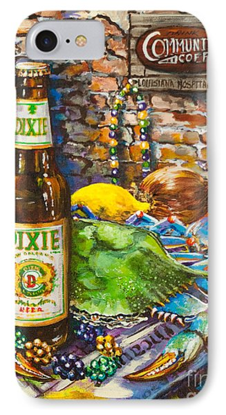 Dixie Love Phone Case by Dianne Parks