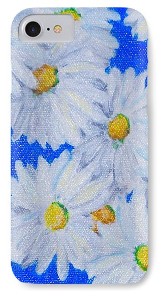 Dizzy Daisies IPhone Case