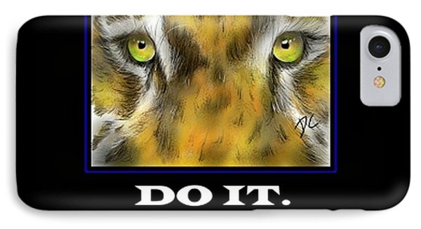 Do It Motivational IPhone Case
