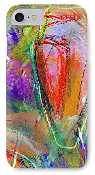 Do Over In Color 2 Phone Case by Shelley Graham Turner