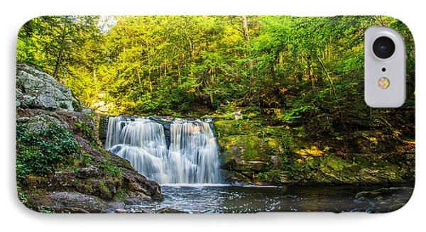 Doans Falls Lower Falls IPhone Case