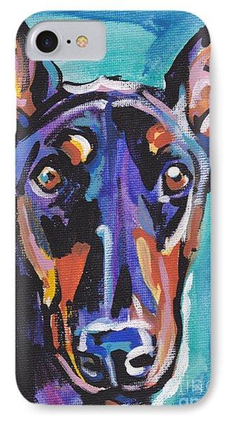 Dobie Gillis IPhone Case by Lea S