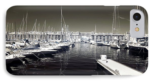 Dock In The Port Phone Case by John Rizzuto
