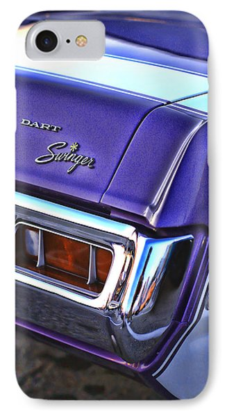Dodge Dart Swinger IPhone Case