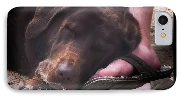 Dog Day Afternoon IPhone Case